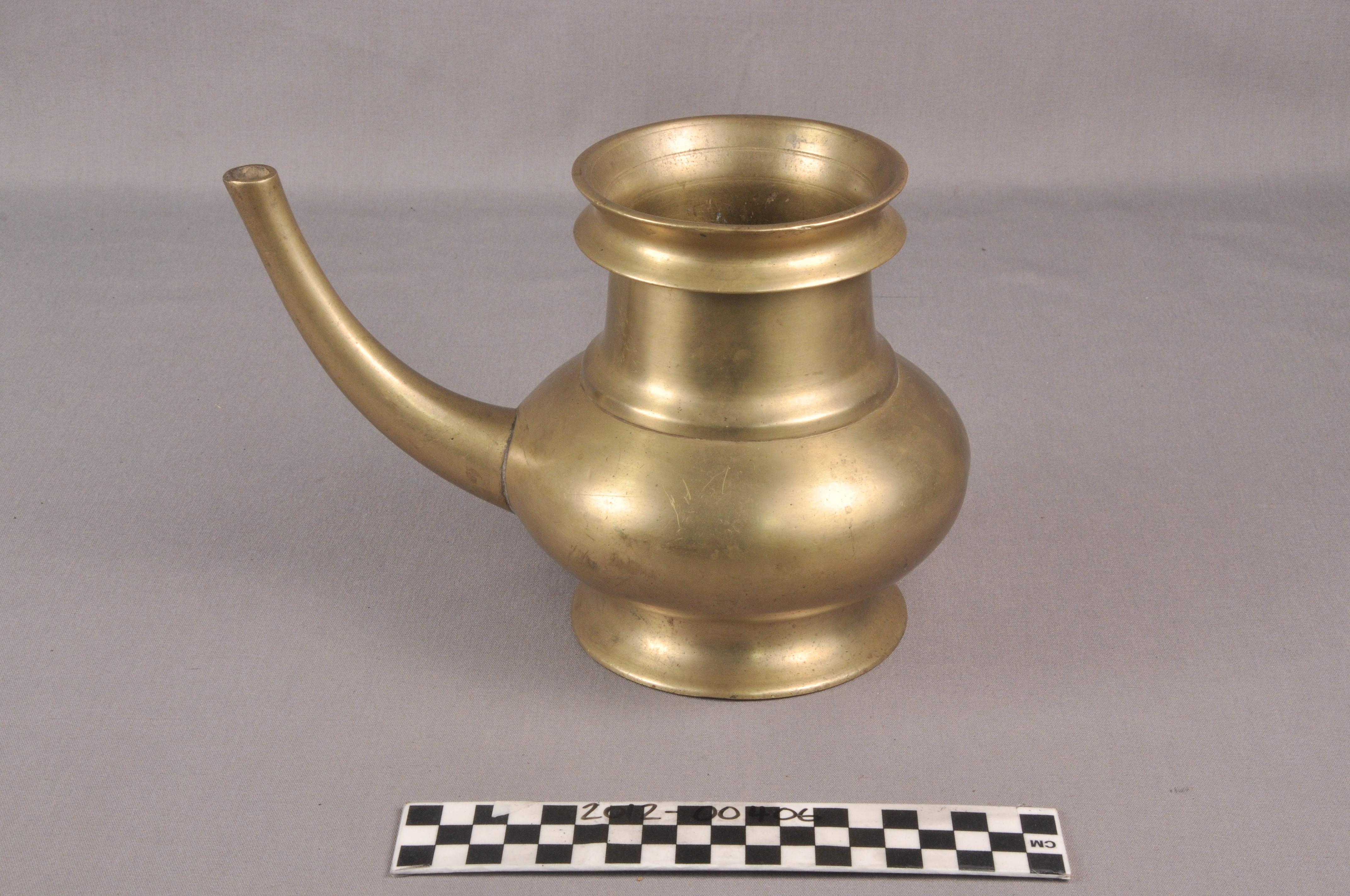 Lota with Spout, Search the Collection, Spurlock Museum, U of I