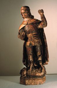 Thumbnail of The Archangel St. Michael (1923.06.0001)