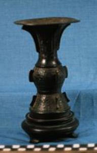 Photo of Pedestal, for Reproduction of Ku Wine Vessel