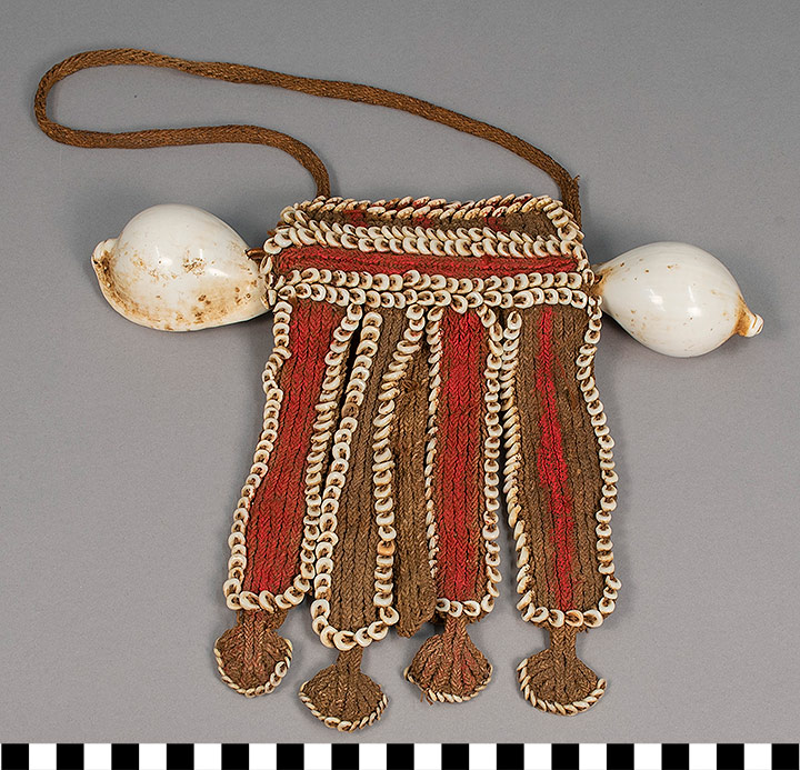 Photo of Chimbu, Currency String Necklace