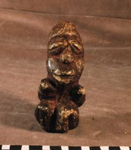 Photo of Carving: Nomoli, Ancestor or Guardian Figure