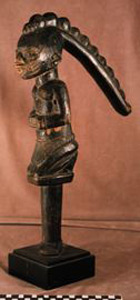 Photo of Eshu-Elegba Dance Staff Finial