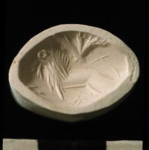 Photo of Reproduction Impression of Seal