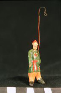 Thumbnail of Model of Wedding Procession: Figurine (1990.04.0001V)