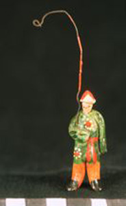 Thumbnail of Model of Wedding Procession: Figure (1990.04.0001AA)