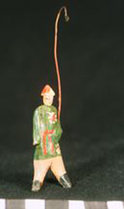 Thumbnail of Model of Wedding Procession: Figurine (1990.04.0001AB)