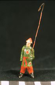 Thumbnail of Model of Wedding Procession: Figurine (1990.04.0001Z)