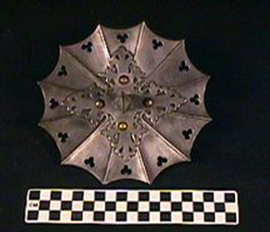 Thumbnail of Reproduction Gothic Armor: Arm Shield (1913.09.0002E)