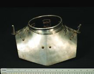 Thumbnail of Reproduction Gothic Armor: Gorget (1913.09.0002K)