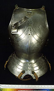 Photo of Reproduction Gothic Armor: Breastplate