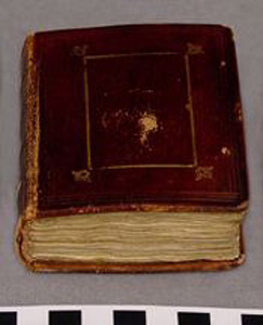 Thumbnail of Illuminated Manuscript:  Book of Hours (1915.09.0004)