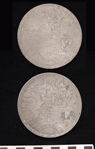 Photo of Commemorative Medal: World Map