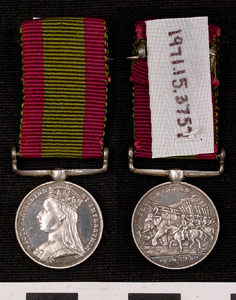 Photo of Afghan War Campaign Medal