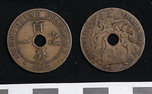 Photo of Coin: French Indochina