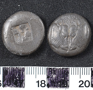 Photo of Coin: Stater, Lesbos