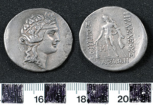 Photo of Coin: Tetradrachm, Thasos