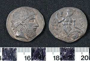 Photo of Coin: Tetradrachma, Naxos, Forgery