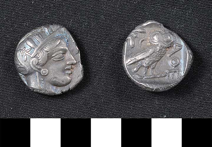 Photo of Coin: Tetradrachm, Athens