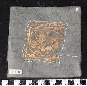 Photo of Burial Cloth Fragment