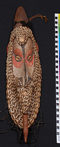 Photo of Tumbuan Mwai Mask
