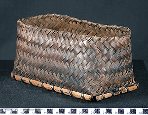 Thumbnail of Tupil, Topil, Lunch Basket, Base (2007.15.0002B)