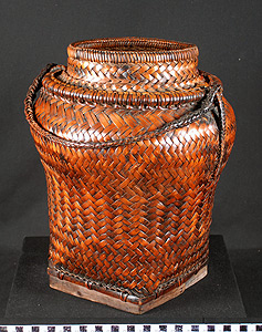 Thumbnail of Ulbong, Rice Storage Urn: Base (2007.15.0005A)