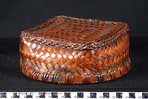 Thumbnail of Ulbong, Rice Storage Urn Lid (2007.15.0005B)