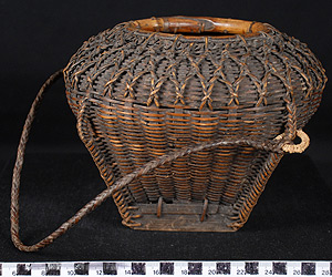 Thumbnail of Agawen, Snail Gathering Basket (2007.15.0007)