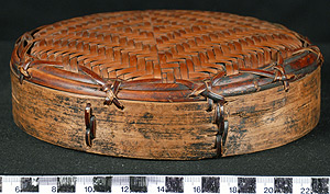 Thumbnail of Basket Lid (2007.15.0011B)