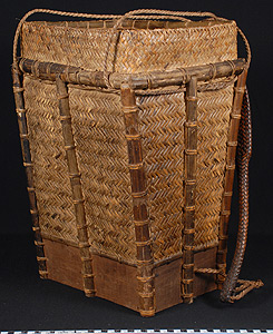 Thumbnail of Backpack (2007.15.0017A)