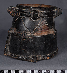 Photo of Gbekre, Mouse Oracle or Mouse Divination Vessel