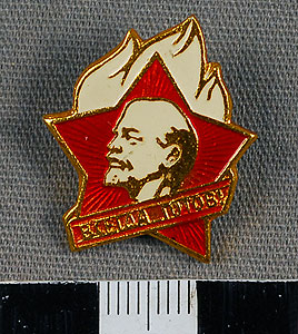 Photo of Young Pioneers Membership Pin