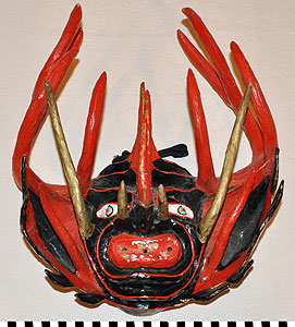 Photo of Mask: Diablada, Devil