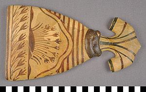 Thumbnail of Plaster Cast Reproduction Votive Figure: Robe ()