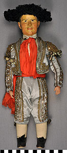 Photo of Male Doll : Andalusia (Spain)