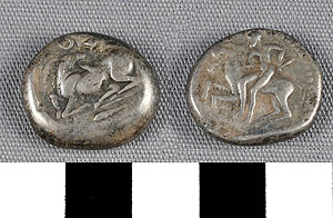 Photo of Coin: Stater, Kelenderis