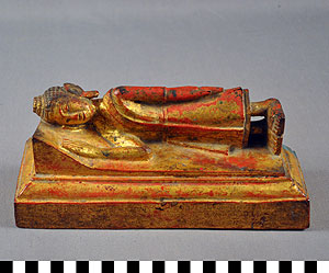 Photo of Figurine: Reclining Buddha
