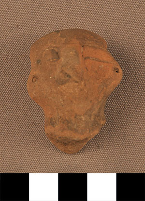 Thumbnail of Figurine Fragment: Head (2000.17.0006)