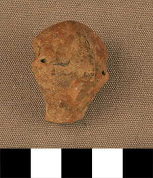 Thumbnail of Figurine Fragment: Head (2000.17.0010)