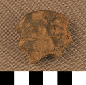 Thumbnail of Figurine Fragment: Head (2000.17.0013)