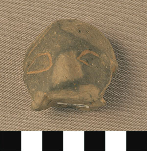 Thumbnail of Figurine Fragment: Head (2000.17.0019)