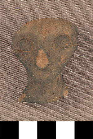 Thumbnail of Figurine Fragment: Head (2000.17.0022)