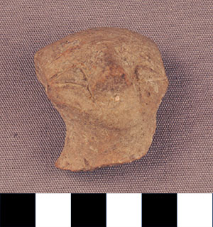 Thumbnail of Figurine Fragment: Head (2000.17.0024)