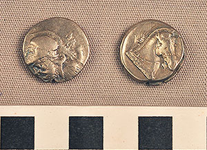 Photo of Coin: Didrachm of Rome