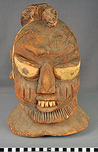 Photo of Egungun Mask