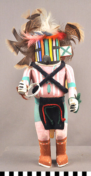 Gambler Kachina Search The Collection Spurlock Museum U Of I