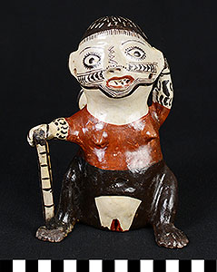 Thumbnail of Effigy: Nungui, Spirit Master of Clay (1997.15.0145)