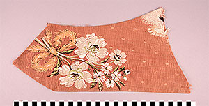 Thumbnail of Artifact Remnant: Textile Costume Sample ()