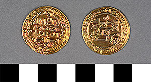 Thumbnail of Coin: Buyid Dynasty, Dinar (1971.15.0001)