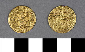Thumbnail of Coin: Ottoman Empire, Altin (1971.15.0002)